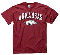 Arkansas Razorbacks TShirts