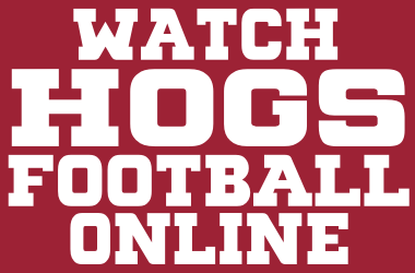 Watch Arkansas Football Online